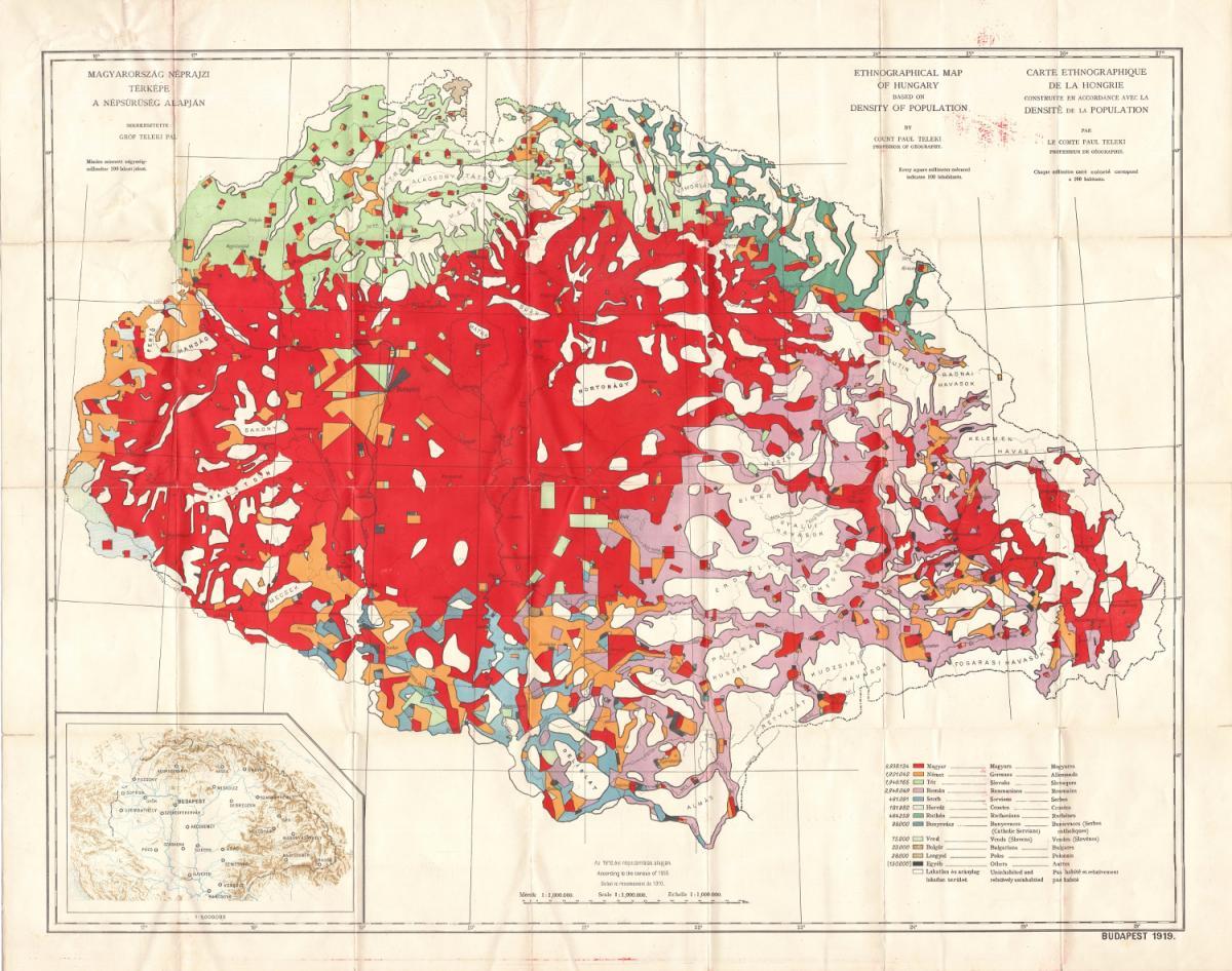 Carte Rouge 100 Pangea