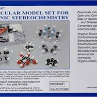Molymod Molecular Modeling Set By Indigo To Accompany Organic Chemistry Indigo Instruments