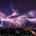 Vihar idején a villámtól félünk a legjobban