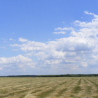 M.Áron - Village panorama