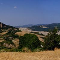 Farkas Máté - Toscana panoráma