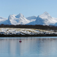 Rendhagyó kép Norvégiából