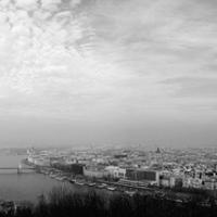 Budapest panoráma - Nyírő Simon