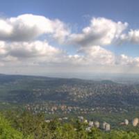Beatbull - Panorama from the János Hill