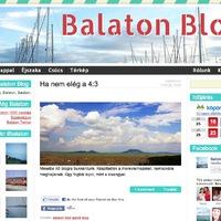 Blogajánló - Balaton blog