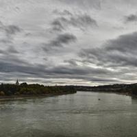 Leó - Panoráma az Árpád-hídról