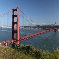 Világjáró - Golden Gate híd