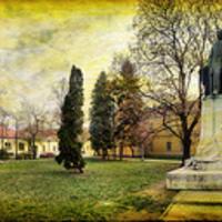 Barna Laczy - Miskolc, Deák-tér