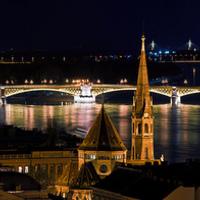 Molnár Zsolt - Margit híd éjszaka