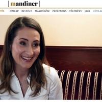 Interjú velem a Mandineren