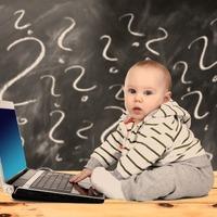 Az alfa-generációsok, akik közül sokan előbb tanulják meg használni a tabletet, mint járni