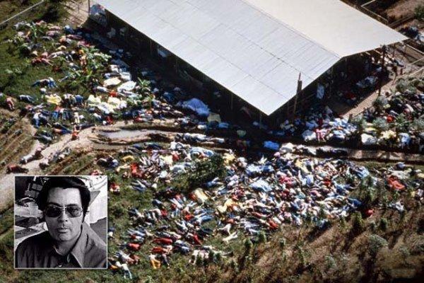 Jim Jones, a halál angyala
