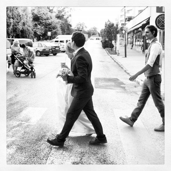 Úton az Esküvőre
