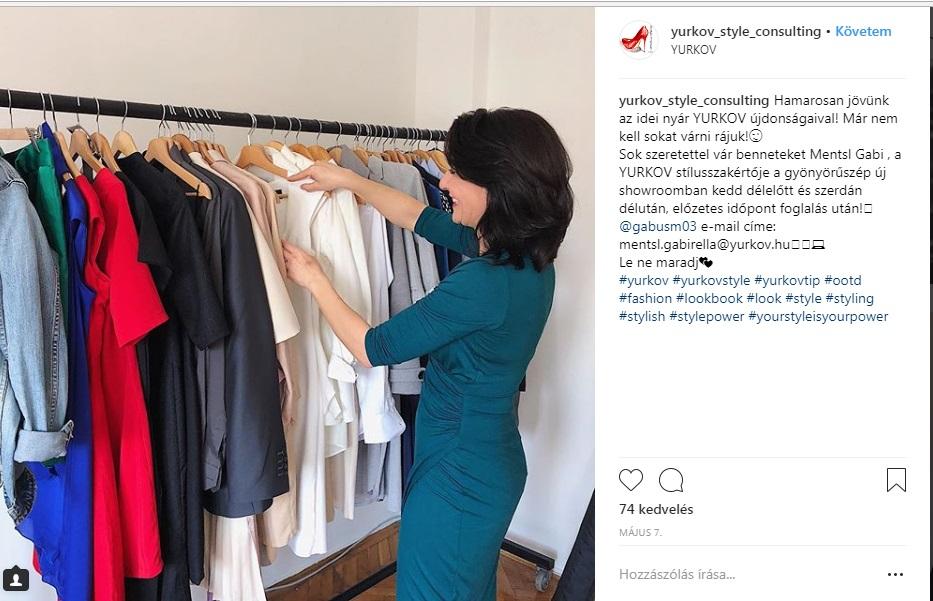 Kép forrása: Yurkov Instagram https://www.instagram.com/yurkov_style_consulting/