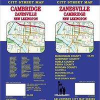 ?FREE? Zanesville OH / Cambridge / Muskingum, Guernsey, Morgan, Noble, & Perry Co. Street Map. Scrabble Receptor Check opciones Nacional