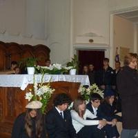 Október 23-ai emlékünnepély