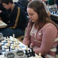 Nagy Éva Erzsébet a második legjobb sakkozó megyénkben. A Pápai Refi sakkozóinak eredményei a 2011/2012. tanévben