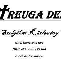 Interjú Szücs Andrással a Treuga Dei együttes egyik frontemberével