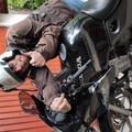 Kuplung bowden csere motoron I. (Honda CB500 S)