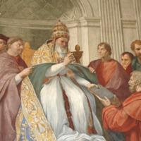 A pápaság, VIII. század (1.)