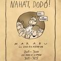 Marabu: Nahát, Dodó!