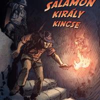 Zórád Salamon királyáról a Képregényblogon