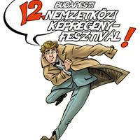 A Nero Blanco Comix a 12. Budapesti Nemzetközi Képregényfesztiválon