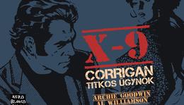 X-9 Corrigan titkos ügynök