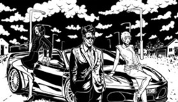 Nero Blanco Comix 5-ről a Könyves blogon