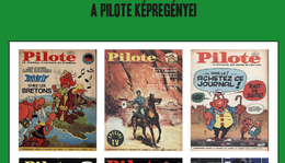 A Pilote képregényei
