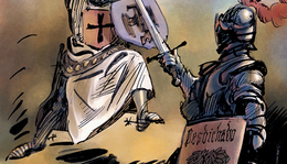 Zórád Ernő-sorozat 7: Ivanhoe