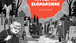 Kritika Lucie Lomová képregényéről a Képregényblogon