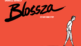 Blossza-ajánló a Jelenkor online-on