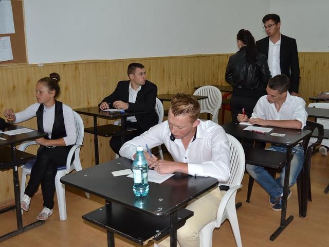 Beszél a szám a román érettségiről