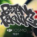 DJI OSMO teszt a Beton Pikniken