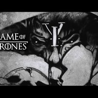 Game of Thrones season 6.,  _Art Trailer_  Sand Animation by Norbert Papp