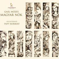 Könyvillusztráció - Gaál Mózes: Magyar Nők
