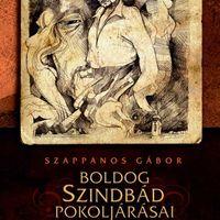 Könyvillusztráció - Szappanos Gábor: Boldog Szindbád pokoljárásai