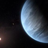 Először találtak vizet egy távoli csillag bolygójának légkörében