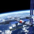 A kínai űrállomás és ami mögötte van