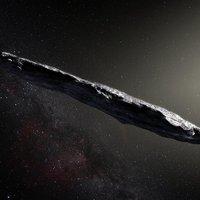 A Föld tanulmányozására küldött földönkívüli szonda lehetett az Oumuamua a Harvard Egyetem csillagászai szerint