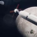 Helikopter a Marson, Starship a Holdra