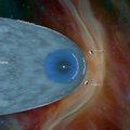 A Voyager 2 is belépett a csillagközi térbe