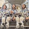 Új legénység érkezett a Nemzetközi Űrállomásra
