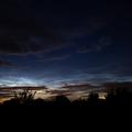 Világító felhők! Fényes lesz az éjszaka?