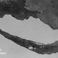 Az Antarktiszról leszakadt jégtömbhöz indul tudományos expedíció