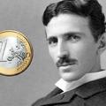 A szerb nemzeti bank tiltakozik Nikola Tesla horvát euróérméken való megjelenítése ellen