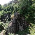 Pajzsvulkán a Kab-hegy lábánál
