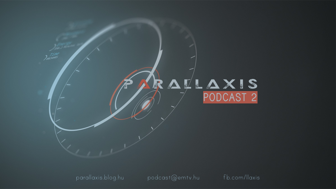 Parallaxis Podcast 2