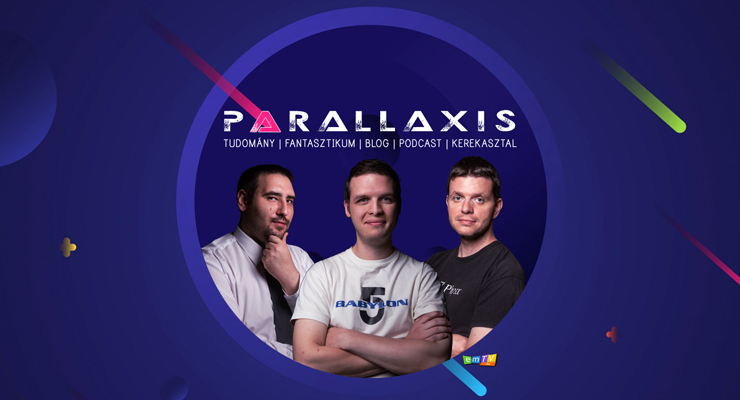 Parallaxis Podcast 6